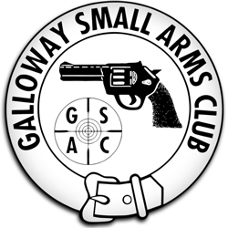 Galloway Small Arms Club Logo