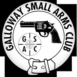 Galloway Small Arms Club Logo